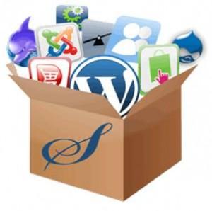 Recursos adicionales: Softaculos, WordPress, Joomla!, Drupal