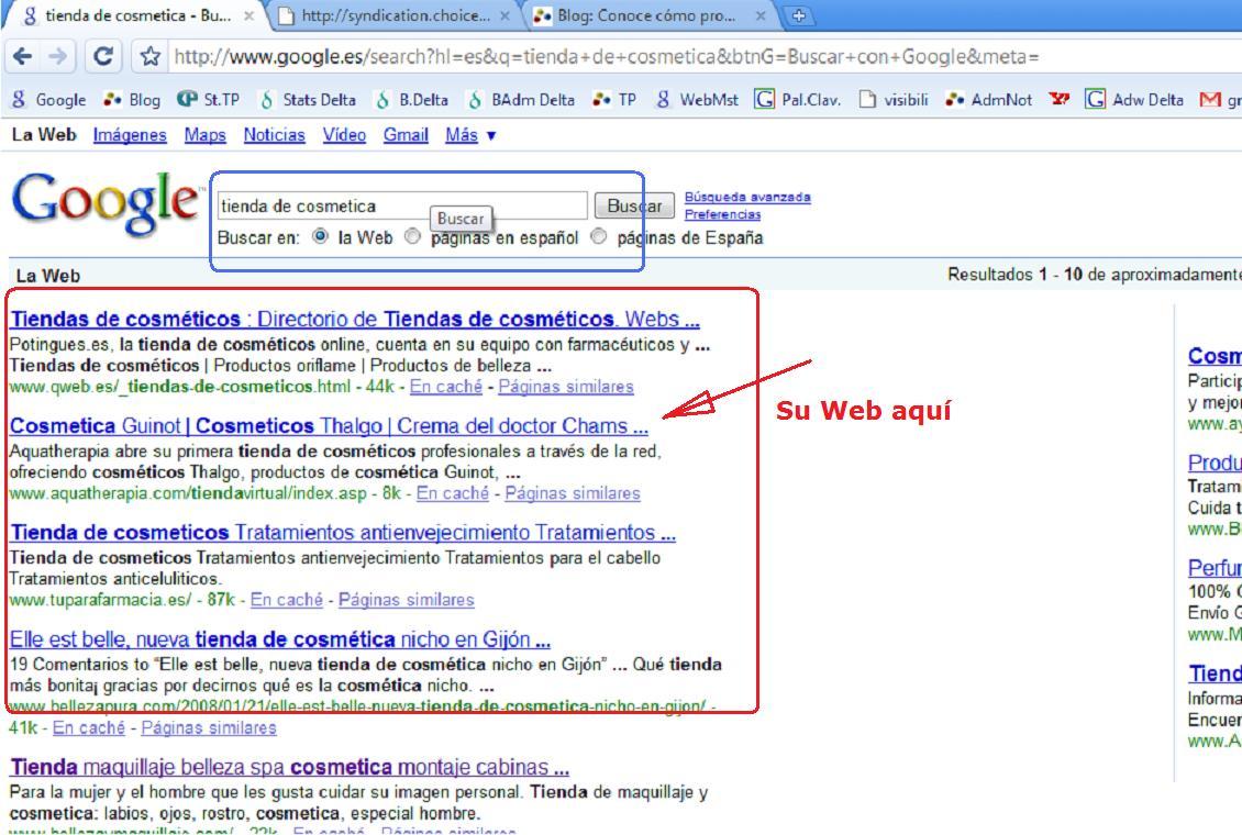 Posicionamiento en Google – Paso #1: Orgánico vs. Pagado