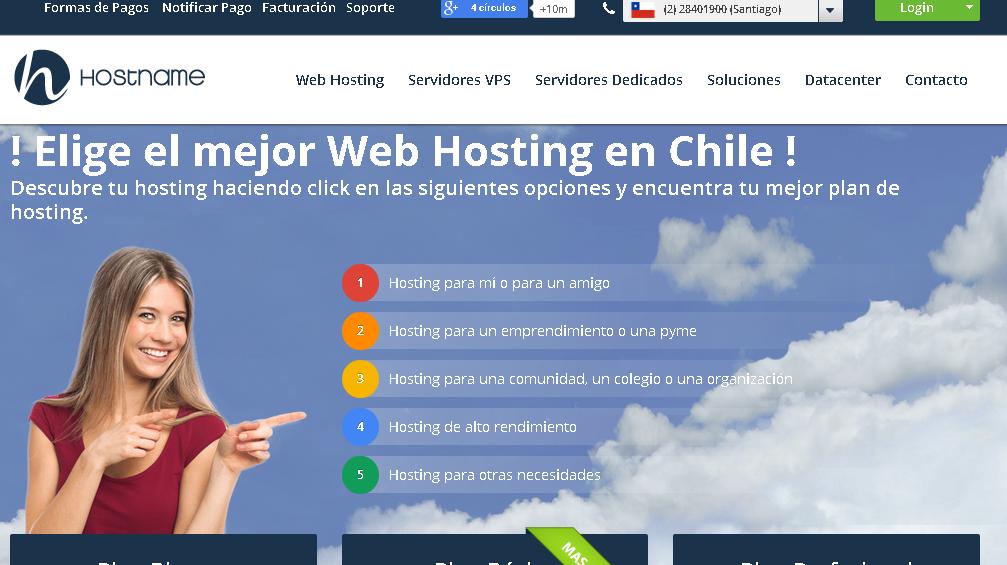 mejor hosting y mejor precio