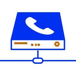 router para teléfonos IP