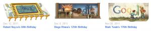 doodles google 2011