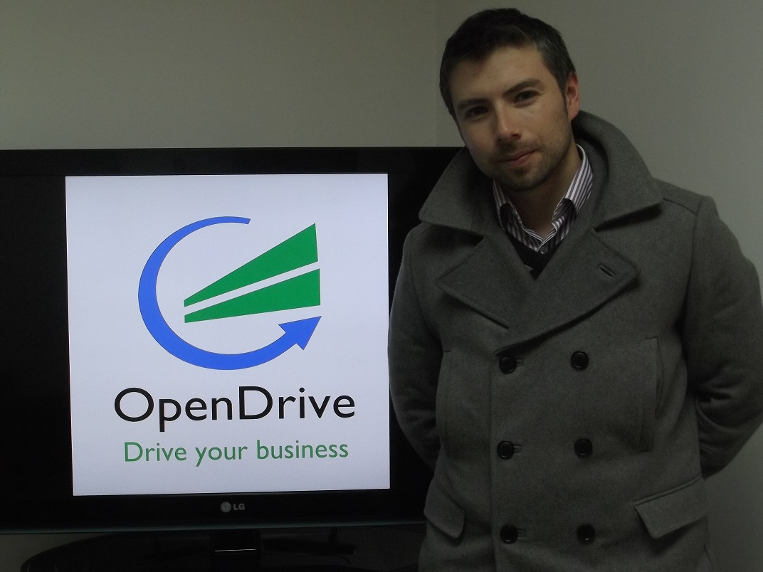 General Manager Open Drive.