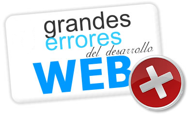 errores-desarrollo web