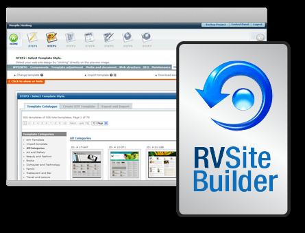 Rvsitebuilder - Constructor de Sitios Web