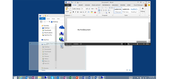 Escritorio remoto windows server