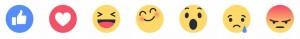 Las nuevas emociones de Facebook