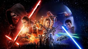 Poster oficial Star Wars
