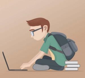 Alumno en práctica