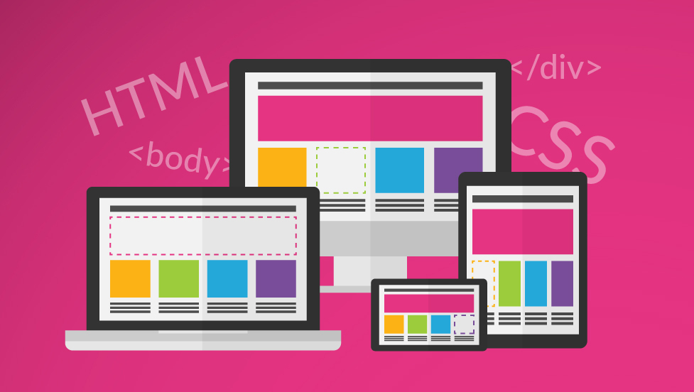 Diseño Responsive CSS HTML