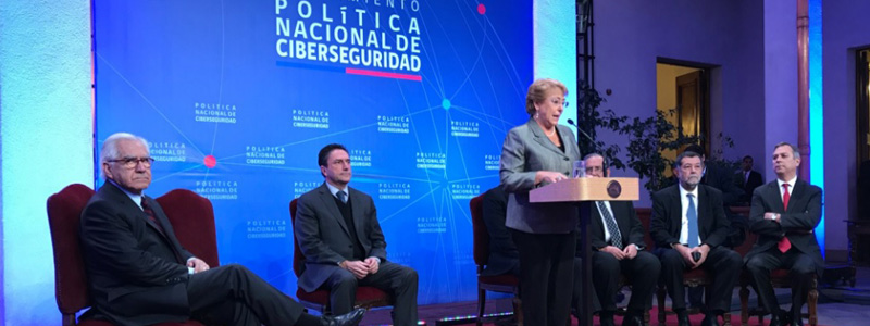 Política Nacional de Ciberseguridad
