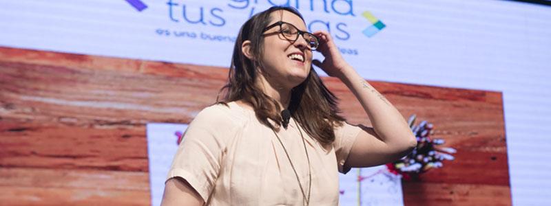 Catalina Araya, directora de Educación País Digital
