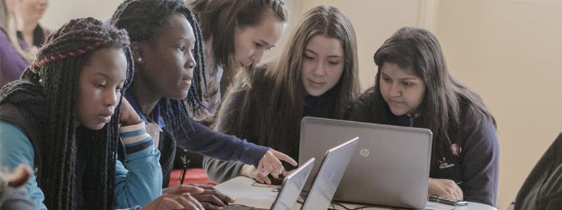 Talleres Girls in Tech