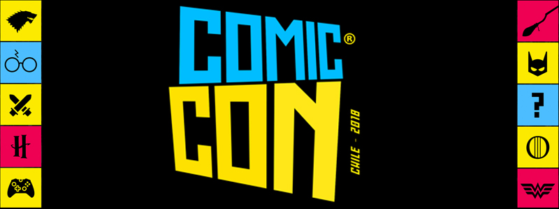 Comic Con Chile 2018