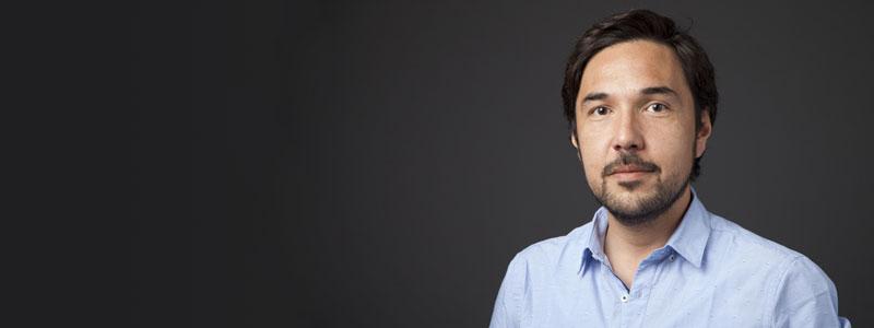 Luciano Ahumada, Universidad Diego Portales